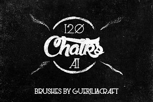 Megapack of chalks by Guerillacraft