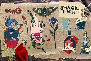 Magic Market ☾