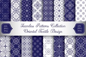 Oriental Patterns Set Vol.1