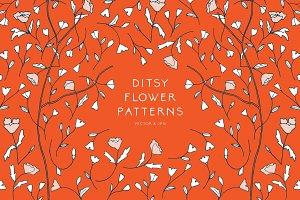 Ditsy Flower Patterns
