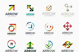 Arrow company logos