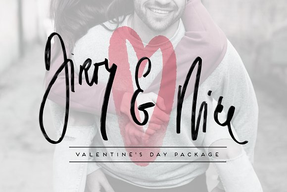 Dirty And Nice Valentine Pack