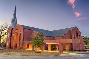St. Columba Catholic Church, Dothan, Alabama
