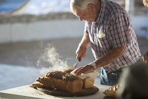 Hot Fresh Bread