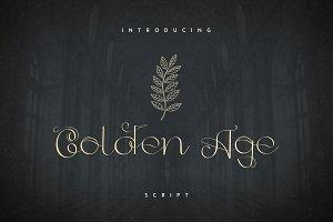 Golden Age Script -33%