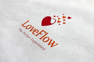 Love Flow Logo
