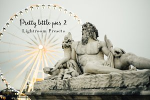 Pretty little pics lightroom presets