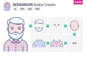 Scenarium Avatar Creator