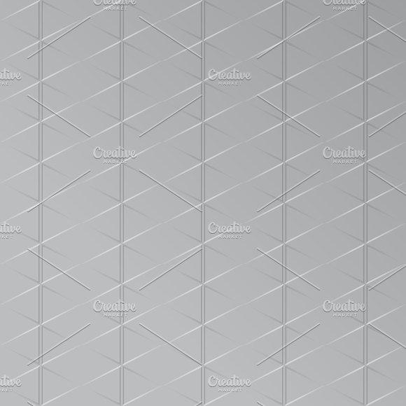 Metal grey seamless pattern