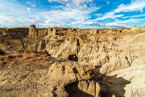 Dry Desert View