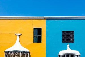 Historic Architecture in Trujillo, P