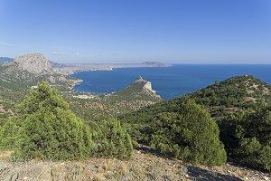 Coast of the Black Sea.