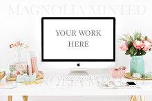 feminine desktop