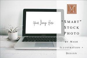 SALE - Computer Mockup Smart Photo