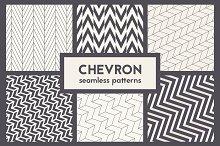 Chevron Seamless Patterns