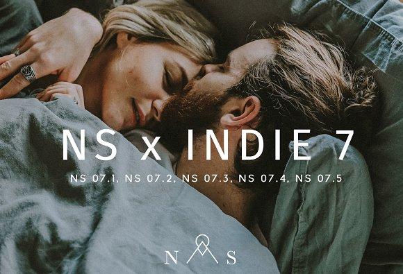 NS X Indie 7 5 Presets LR