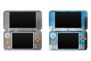 Nintendo 2DS XL 2017 Skin Decal