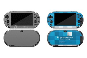 PS Vita Slim 2000 Skin Decal Design