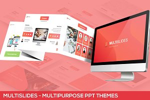 MultiSlides - Multipurpose PPT