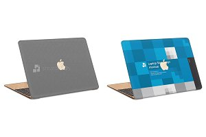 MacBook 2015 Laptop Skin Design