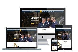 ET Industrial – Industrial WordPress