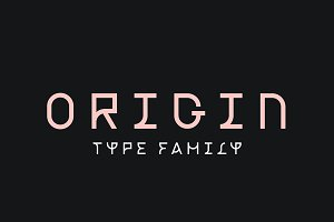 Origin Type Family