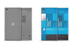Sony Xperia Z5 Premium Mobile Skin