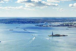Upper Bay of New York