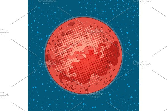The Planet Mars Space Exploration Science And Astronomy