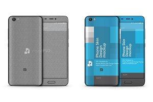 Xiaomi Mi5 Mobile Skin Design