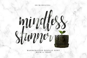 Mindless Stunner 2 in 1