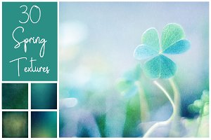 30 Spring Textures