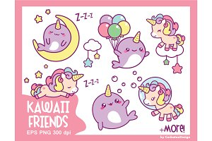 Kawaii best friends