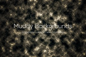 Muddy Backgrounds