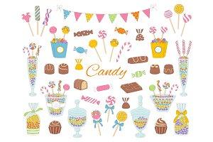 Candy Set