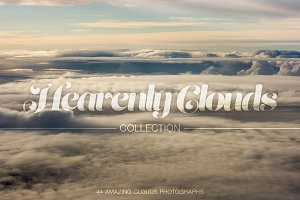 Heavenly Clouds Collection $5 off!