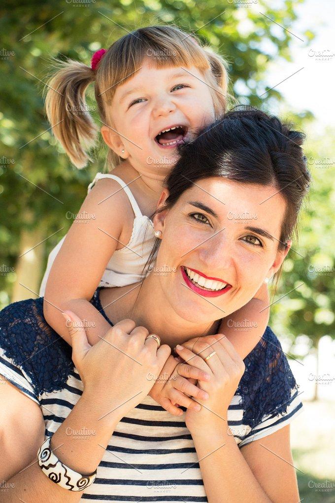 Beautiful mum and daughter.jpg - People