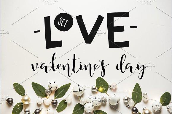 SALE! Happy Valentine's day set