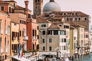 Venice channel landscape