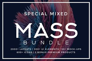 MASS Special Mixed Bundle