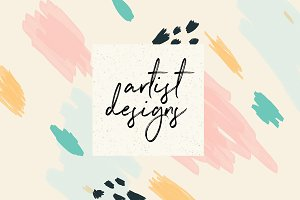 5 Painted Artist Designs