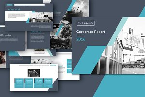 Bussiness Powerpoint Template