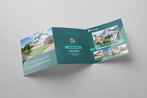 Trifold Real Estate Brochure V790