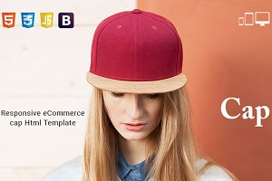 Cap - eCommerce Html Template