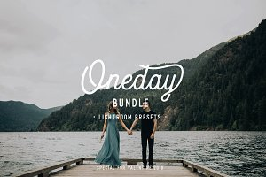 Oneday Bundle Lr presets
