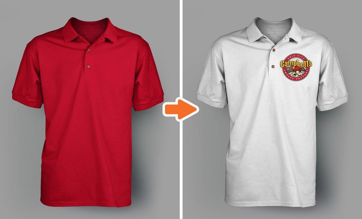 Men 39 s polo mockup templates pack product mockups for Free polo shirt mockup psd
