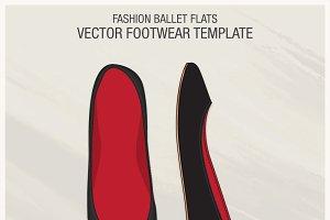 Fashion Ballet Flats