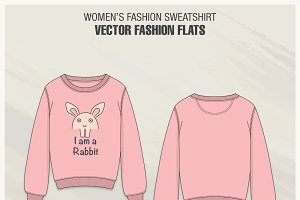 Women Fashion Sweatshirt