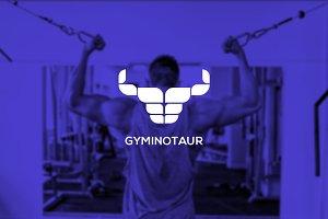 Gym Logo - Minotaur Logo