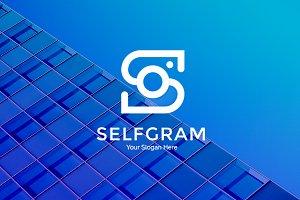Letter S Logo - Selfgram Logo
